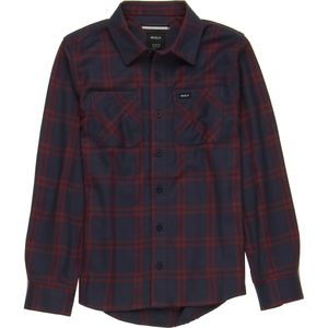 RVCA Payne Flannel Shirt - Long-Sleeve - Boys'