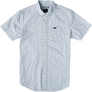 RVCA That'll Do Squares Shirt - Short-Sleeve - Men's