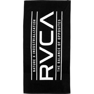 RVCA Nature Beach Towel