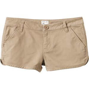 RVCA Downtowner Short - Women's