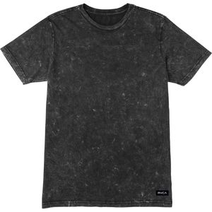 RVCA Label Mineral Wash T-Shirt - Short-Sleeve - Men's