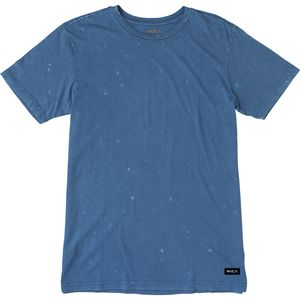 RVCA Label Mineral Wash T-Shirt - Men's