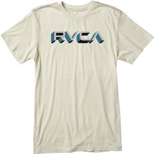 RVCA Third Dimension Slim T-Shirt - Short-Sleeve - Men's