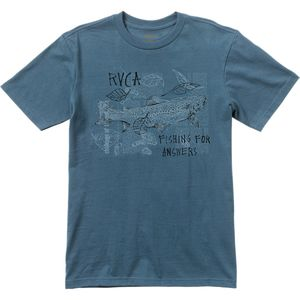 RVCA Fishing T-Shirt - Short-Sleeve - Men's