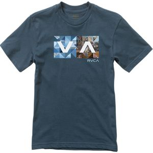 RVCA Building Balance Box T-Shirt - Short-Sleeve - Men's