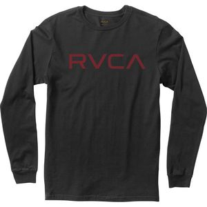 RVCA Big RVCA T-Shirt - Long-Sleeve - Men's