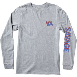 RVCA Savage T-Shirt - Long-Sleeve - Men's