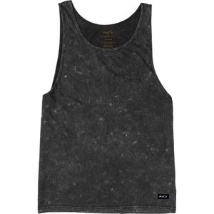 RVCA Label Mineral Wash Tank Top - Men's