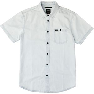RVCA Cirrus Shirt - Short-Sleeve - Men's