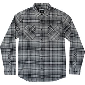 RVCA Levels Shirt - Long-Sleeve - Men's