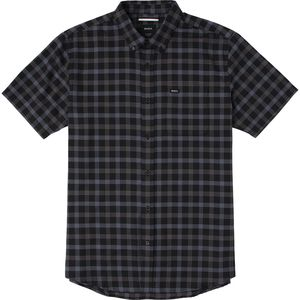 RVCA That'll Do Plaid Shirt - Short-Sleeve - Men's