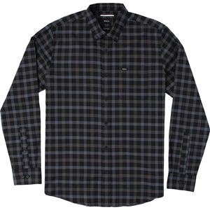 RVCA That'll Do Plaid Shirt - Long-Sleeve - Men's