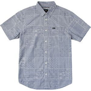 RVCA That'll Do Paisley Shirt - Short-Sleeve - Men's