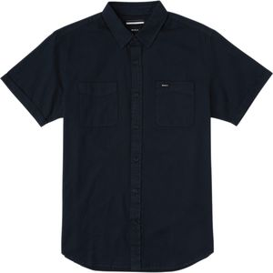 RVCA Steady Pigment Shirt - Short-Sleeve - Men's