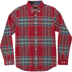 RVCA Brookfield Shirt - Long-Sleeve - Men's