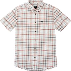 RVCA That'll Do Plaid Shirt - Short-Sleeve - Boys'