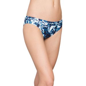 RVCA Smoke Show Full Bikini Bottom - Women's