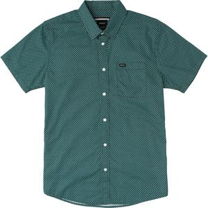 RVCA Done Up Shirt - Short-Sleeve - Men's