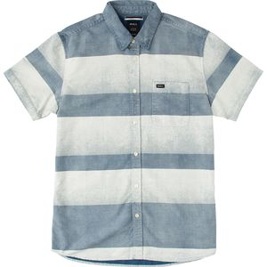 RVCA Dip Down Shirt - Short-Sleeve - Men's