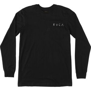 RVCA Skull Teller Long Sleeve T-Shirt - Men's