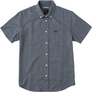RVCA That'll Do Twist Short Sleeve Shirt - Men's