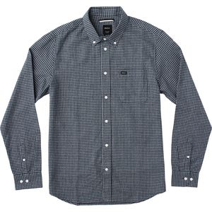 RVCA That'll Do Twist Long Sleeve Shirt - Men's