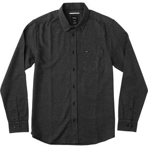 RVCA That'll Do Twist Long Sleeve Shirt - Men's