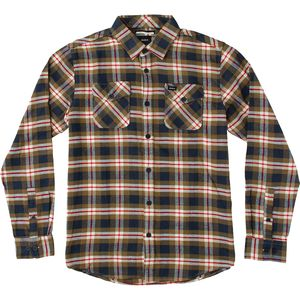 RVCA That'll Work Flannel Shirt - Men's