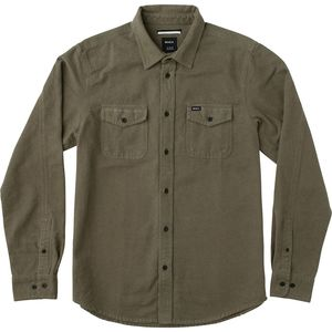 RVCA Backyard Button-Down Shirt - Men's