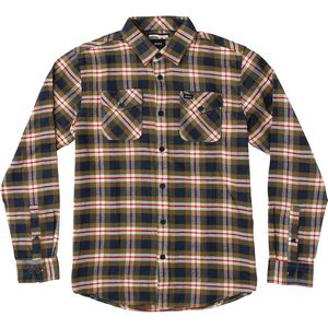 RVCA That'll Work Flannel Shirt - Long-Sleeve - Boys'