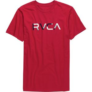 RVCA Blocked RVCA T-Shirt - Short-Sleeve - Men's