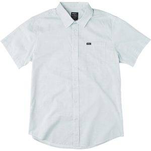 RVCA Curren Stripe Shirt - Short-Sleeve - Men's