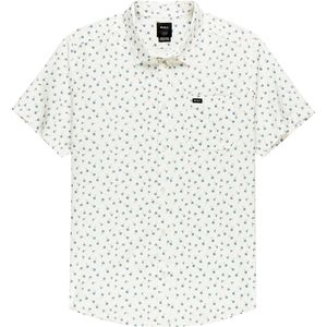 RVCAPrelude Floral Button-Down Shirt - Men's