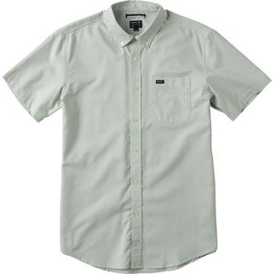 RVCA That'll Do Short-Sleeve Oxford Shirt - Men's