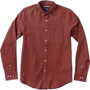 RVCA That'll Do Oxford Shirt - Long-Sleeve - Men's