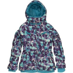 Roxy Girl Shreddin' Puffer Coat - Girls'
