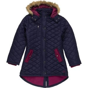 Roxy Girl Yeti Hooded Coat - Girls'