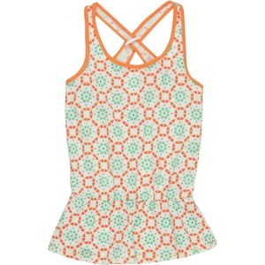 Roxy Girl Coastland Peplum Tank Top - Girls'