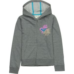 Roxy Girl Soleil Full-Zip Hoodie - Girls'