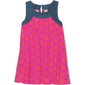 Roxy Girl Medallion Print Dress - Toddler Girls'