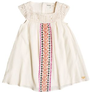 Roxy Girl Tiki Flair Dress - Toddler Girls'