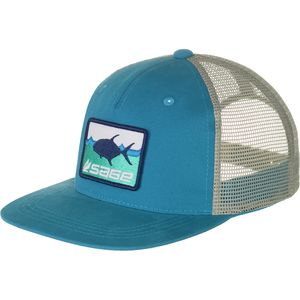 Sage wading gear for Sage fly fishing hat