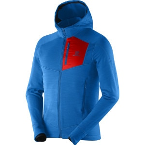 Salomon BC Smartskin Midlayer Fleece Hooded Jacket - Men's
