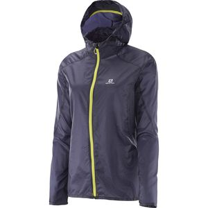 Salomon Fast Wing Hooded Jacket - Women's