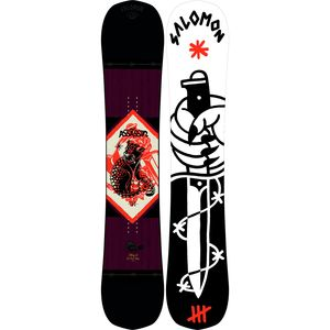 Salomon Snowboards Assassin Snowboard