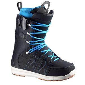 Salomon Snowboards Launch Str8jkt Lace Snowboard Boot - Men's