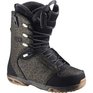 Salomon Snowboards Ivy Laces STR8JKT Snowboard Boot - Women's
