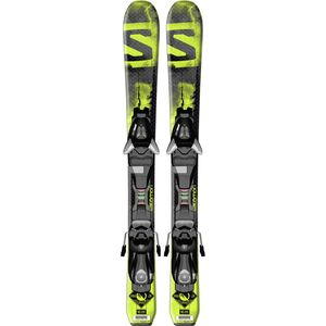 Salomon Q-Max JR Ski + EZY7 J75 Binding - Kids'
