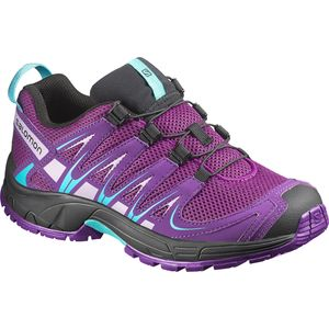 Salomon XA Pro 3D Trail Running Shoe - Girls'