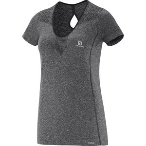 Salomon Elevate Seamless T-Shirt - Short-Sleeve - Women's